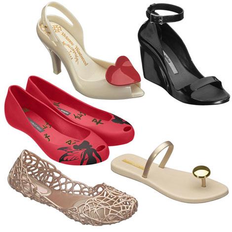 Дамски обувки за лятото
